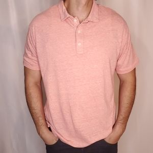 GAP cool dry drains et Sec polo pink